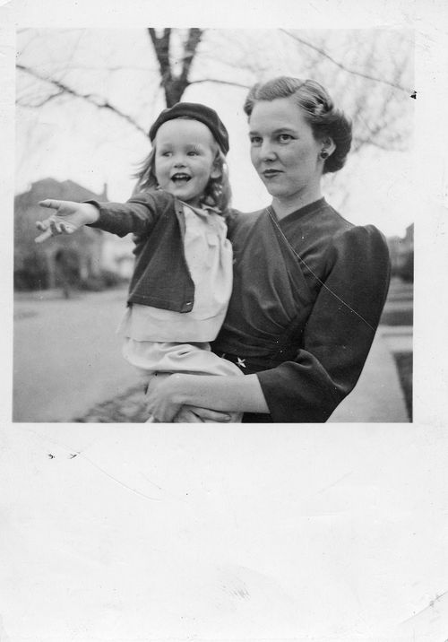 Sally and Mother